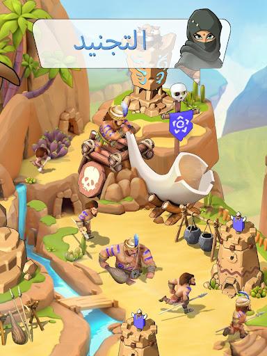 Arab Heroes - أبطال العرب screenshot 9