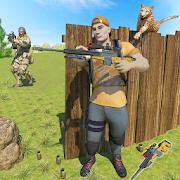 Sniper Game Of Commando Strike