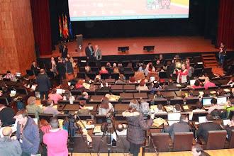Photo: Inauguración del Congreso de Periodismo Digital