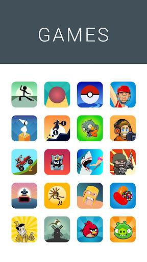 MiUX - Icon Pack  screenshots 3