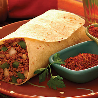 Healthy Beef Burrito Recipes