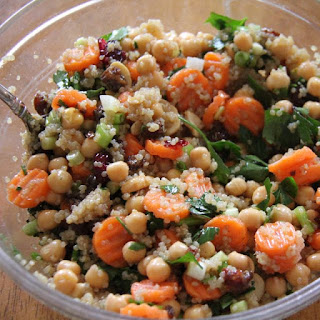 Dressing For Chickpea Salad Recipes