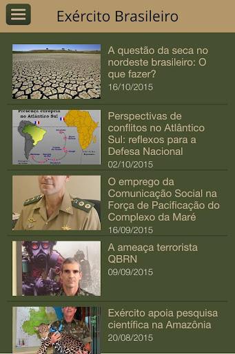 Exército Brasileiro screenshot 5