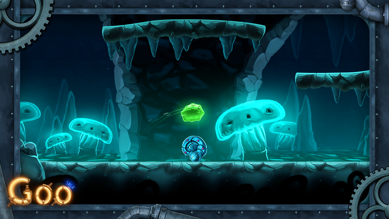 Goo Saga- screenshot