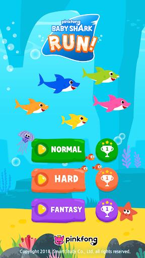 Baby Shark RUN apkpoly screenshots 1
