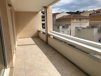 Appartement 2 pièces 49,35 m2