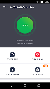 AntiVirus PRO Android Security v5.6 Mod APK 1