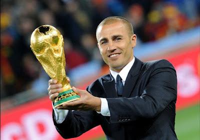 Fabio Cannavaro rêve d'entraîner un club italien