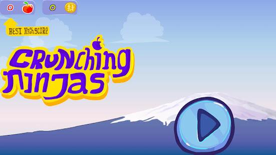 Crunching Ninjas for PC-Windows 7,8,10 and Mac apk screenshot 1