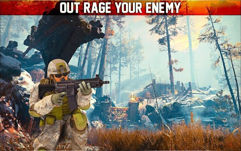 Military Commando Shooter 3D MOD Apk 2.5.8 (Unlimited Shopping) 5