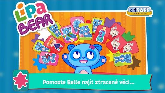 Lipa Bear - náhled