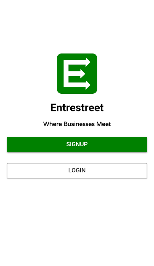 Entrestreet- screenshot
