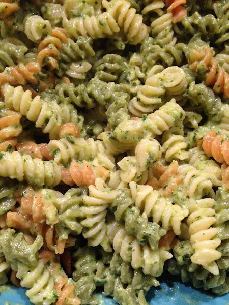 Zucchini And Basil Pesto Recipe