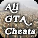 All GTA Cheats for PC/Console icon