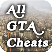 All GTA Cheats for PC/Console