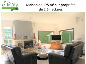 maison à Crédin (56)