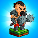 Grow Knights - merge heroes and conquer castles icon