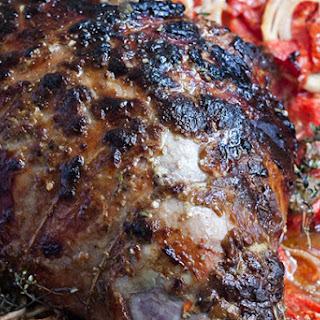 Easy Provençal Lamb
