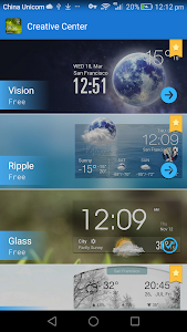 10 Day Weather Forecast Widget screenshot 5