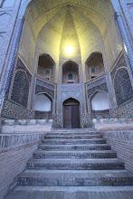 Photo: Mir-i Arab Madrassah