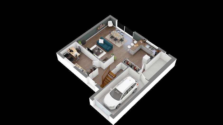 Vente maison 4 pièces 114.41 m² à Longjumeau (91160), 329 000 €