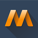 Moviebase: Discover Movies & Track TV Shows icon