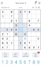 Sudoku – Free Classic Sudoku Puzzles 2