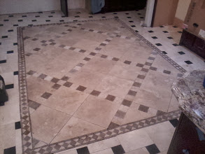 Photo: flooring installation flooring contractor flooring materials flooring tiles ceramic tile ceramic tile counter top