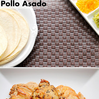 Slow Cooker Pollo Asado