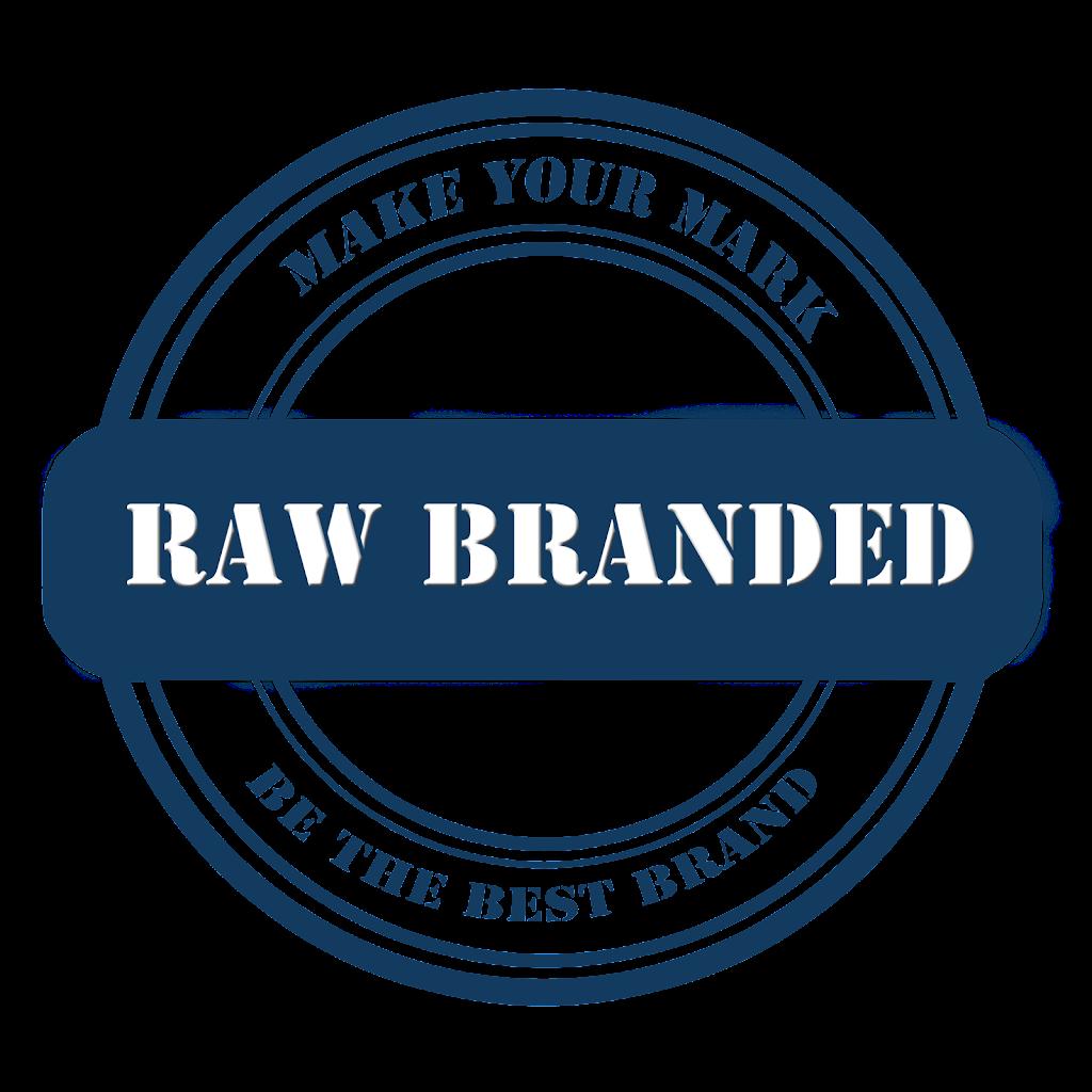 RAW Branded Logo