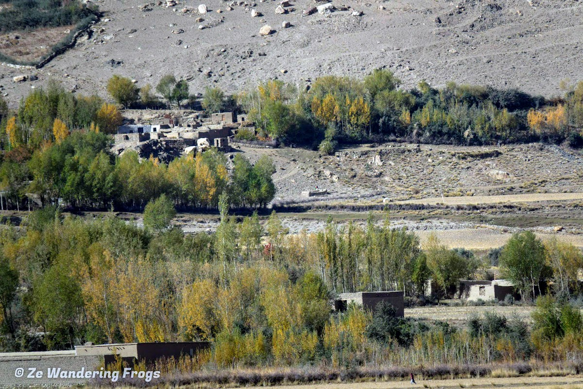 Travel to Tajikistan Pamir Highway and Wakhan Corridor // Afghan Village across the Panj River