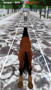 Jungle Horse Run 3D screenshot 6