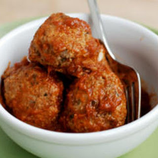 Ground Turkey And Beef Meatballs Recipes