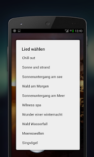 Meditation Entspannung Musik Screenshot