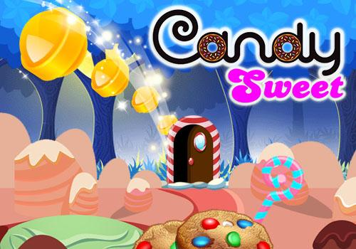 Candy Sweet Cookie Blast