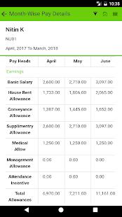 Emportant Payroll - náhled