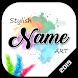 3D Name & Pics Art: Create it 2k19