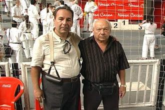 Photo: Prof. Ademir Nora - Campeonato Brasileiro de Judô Veteranos 2009.