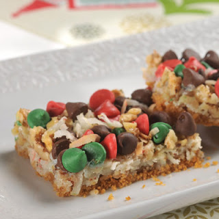 Yuletide Layer Bars