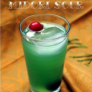 Midori Sour.