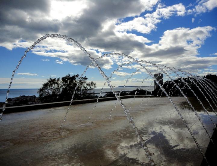 Terrazza d'acqua di Itaca
