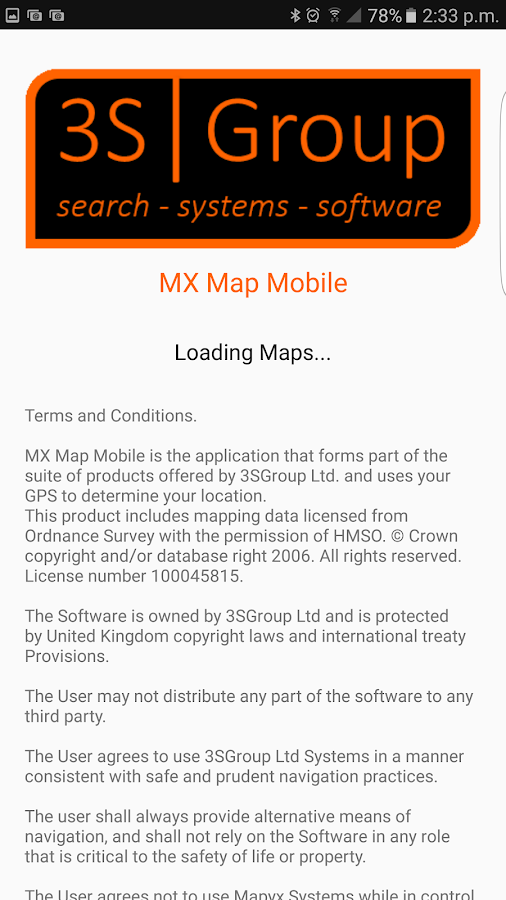 MX Map Mobile- screenshot