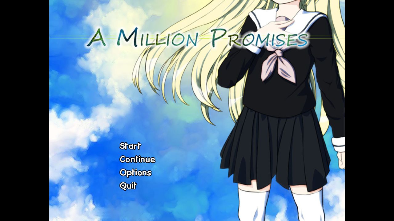 A Million Promises DEMO- screenshot