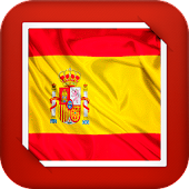 Spanish Flag GIF Live Wallpaper