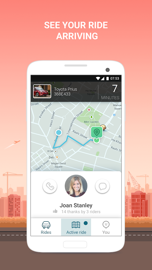 waze carpool get a ride home to work android apps on google play. Black Bedroom Furniture Sets. Home Design Ideas