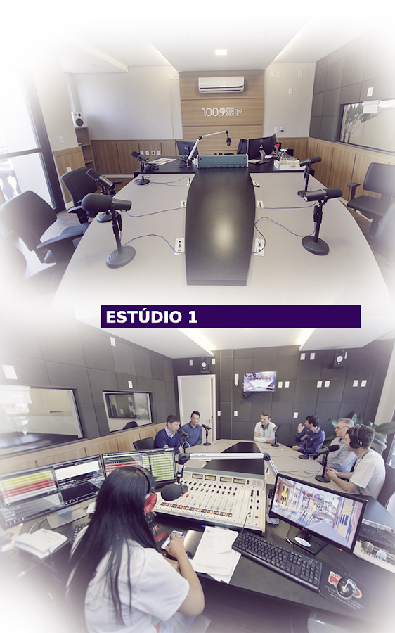 Rádio Centro Oeste 100.9 FM- screenshot