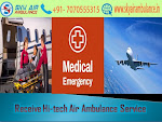 Avail the Superior Air Ambulance Service in Raipur