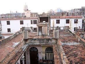 Photo: pohled ze střechy hotelu
