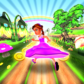 Fairy Run - Princess Rush Racing