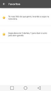 Piadas de Sogra screenshot 13